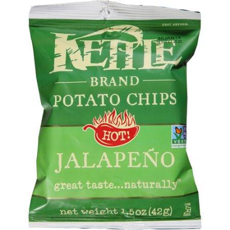 Kettle Chips Jalapeno Chips 1.5oz