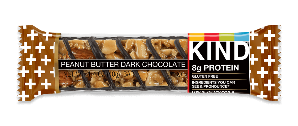Nut/Bar: Kind Bar Peanut Butter & Dark Chocolate