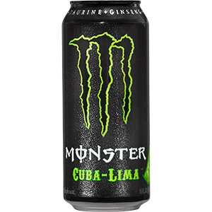 Monster Energy Cuba Lima