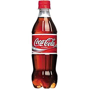 Coke 16.9 oz Bottle