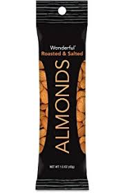 Wonderful Almond Nuts 1.5-oz