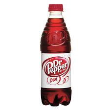 Diet Dr. Pepper 16.9 oz
