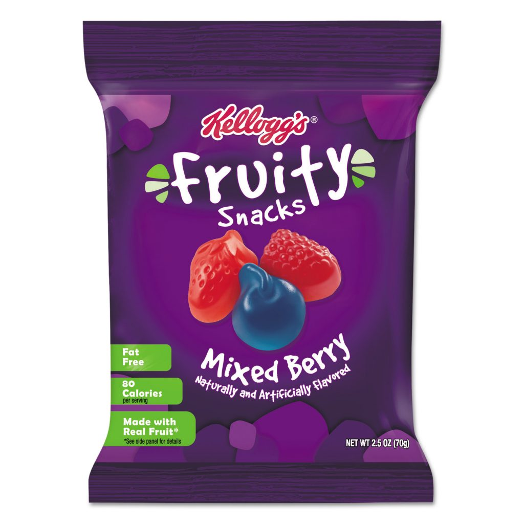 Kellog's Fruit Snacks