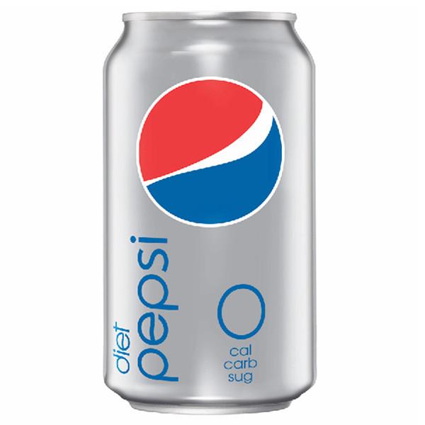 Diet Pepsi (12 oz. cans)